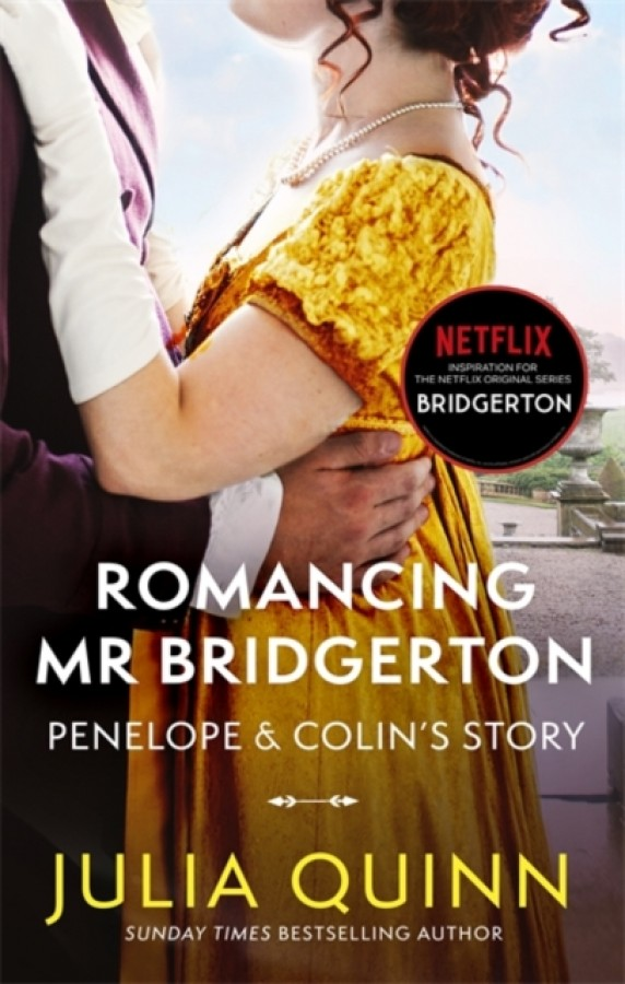 Bridgerton (04): romancing mr bridgerton (new edn)