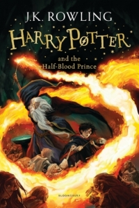 Harry potter (06): harry potter and the half-blood prince