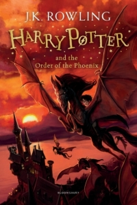 Harry potter (05): harry potter and the order of the phoenix