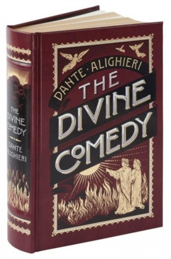 Leatherbound classic collection Divine comedy