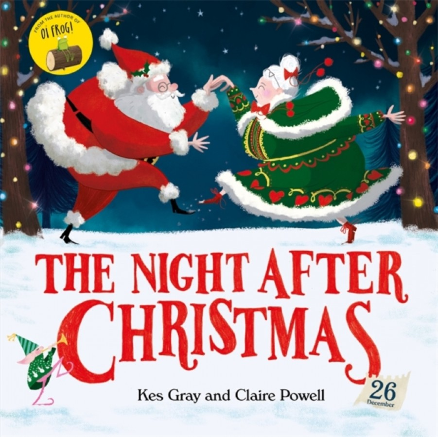 The night after chistmas