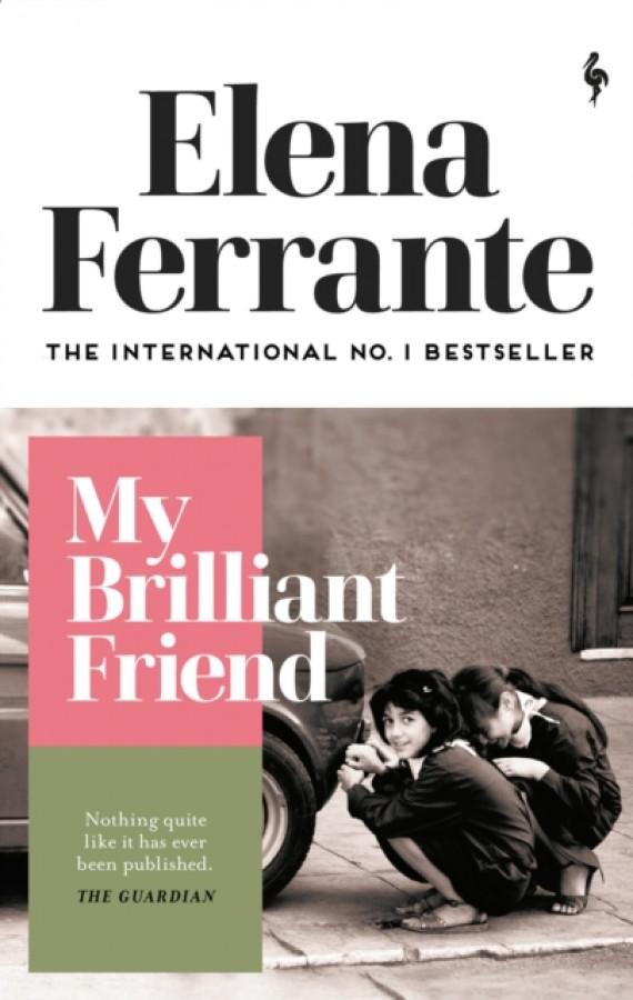 Neapolitan novels My brilliant friend
