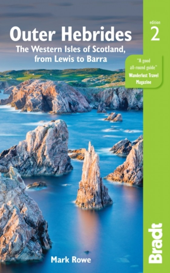 Bradt travel guides Outer hebridges (2nd ed)