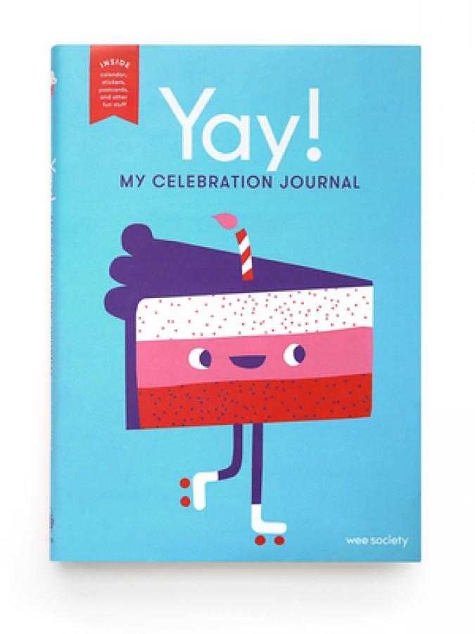 Wee society Yay! my celebration journal