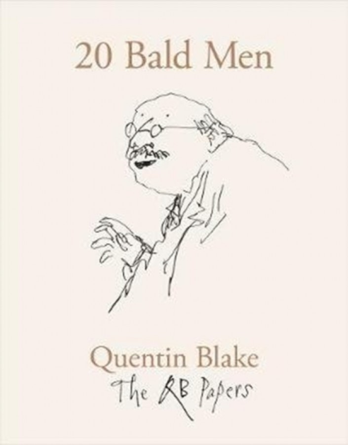 20 bald men