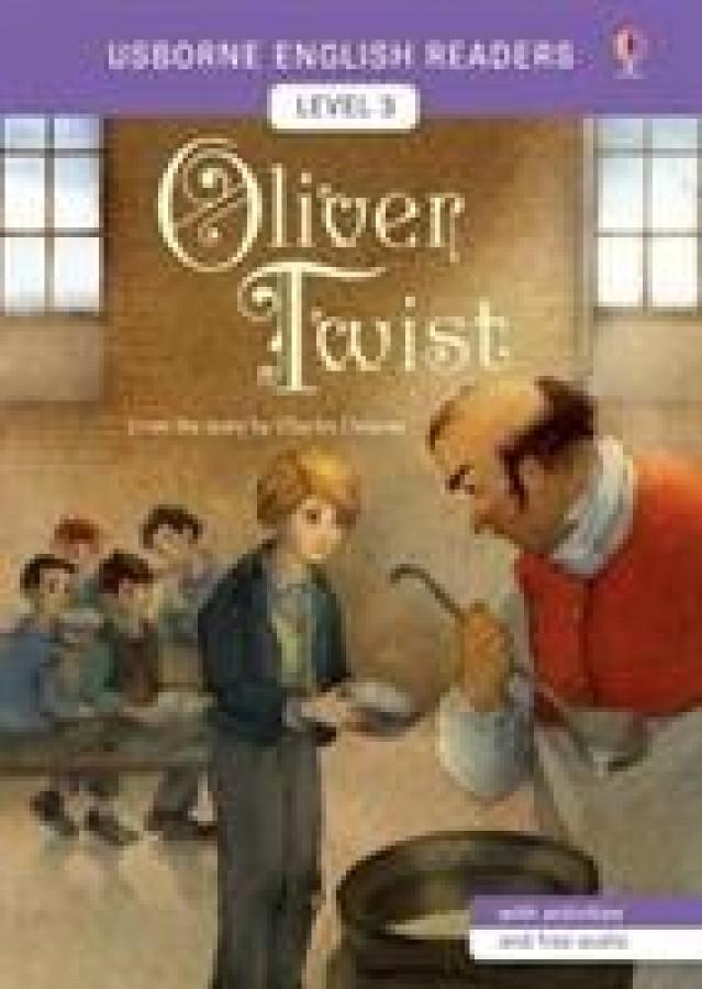 Usborne english readers: oliver twist