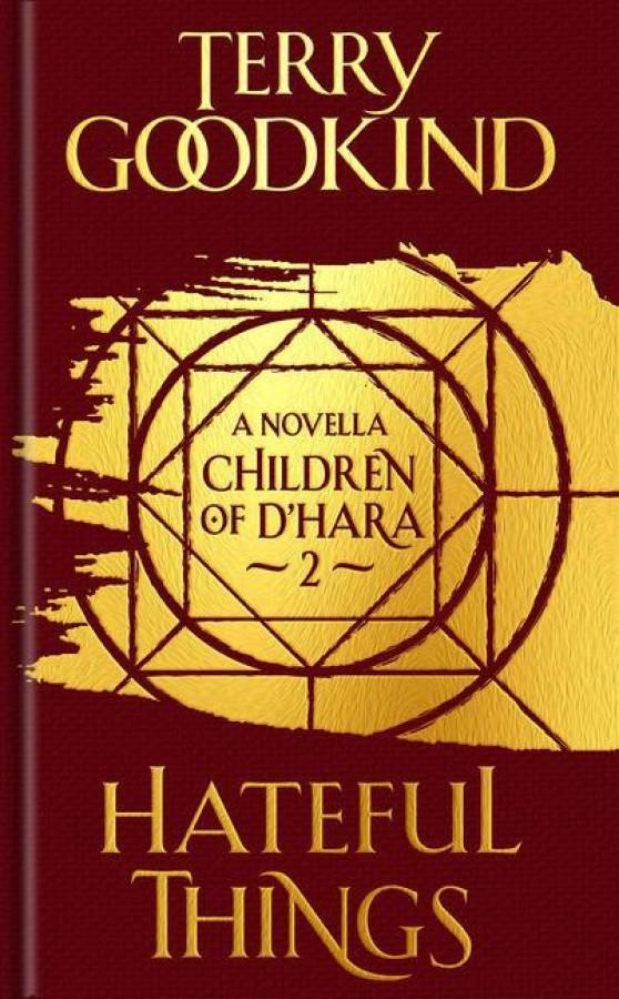 Children of d'hara (02): hateful things