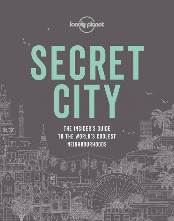 Lonely planet Secret city
