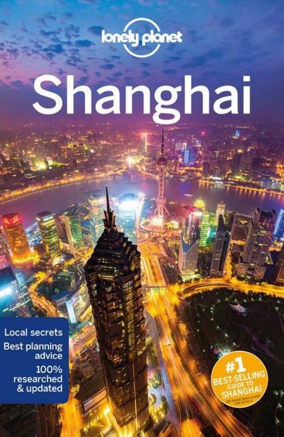 Lonely planet: shanghai (9th ed)
