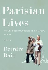 Parisian lives: samuel beckett, simone de beauvoir, and me