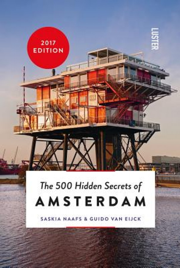 500 hidden secrets of amsterdam