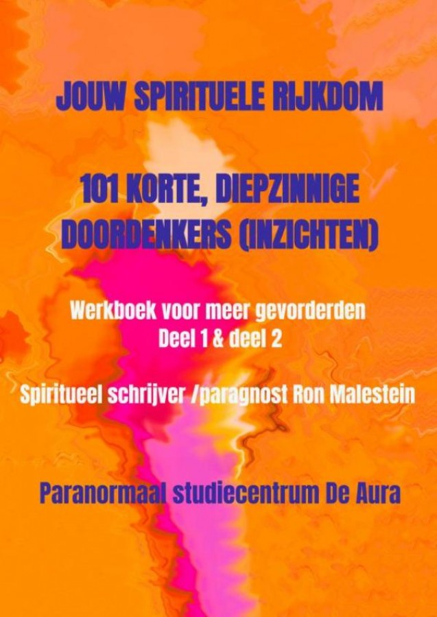 Jouw spirituele rijkdom