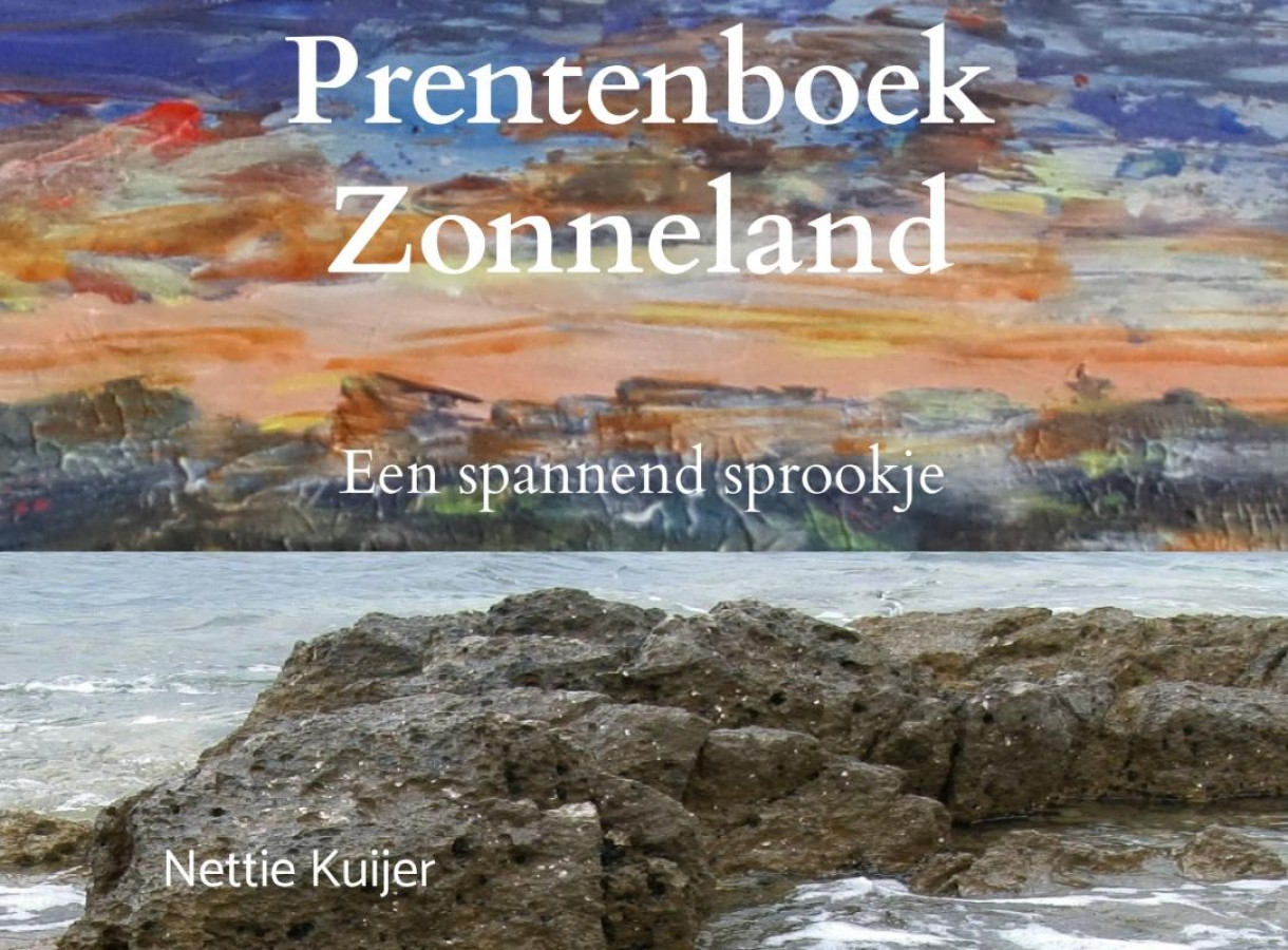 Prentenboek Zonneland