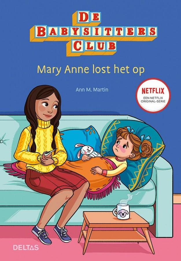 De Babysittersclub - Mary Anne lost het op