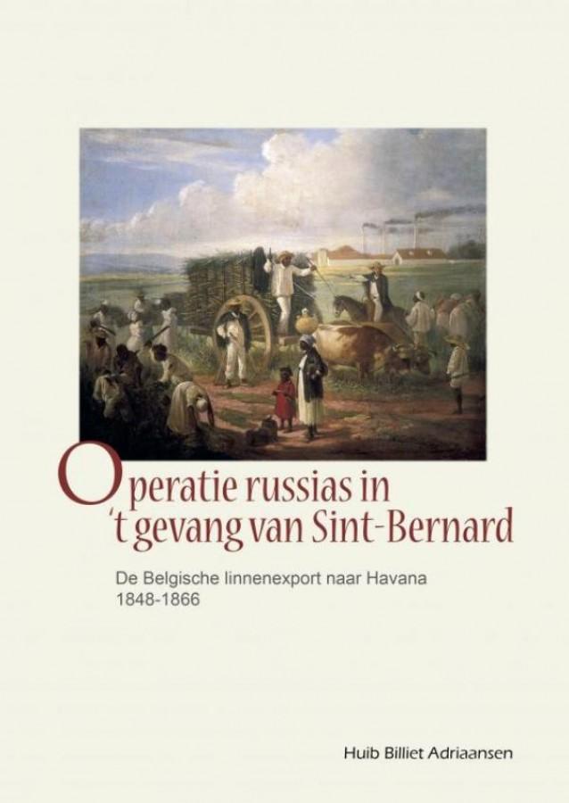 Operatie russias in 't gevang van Sint-Bernard