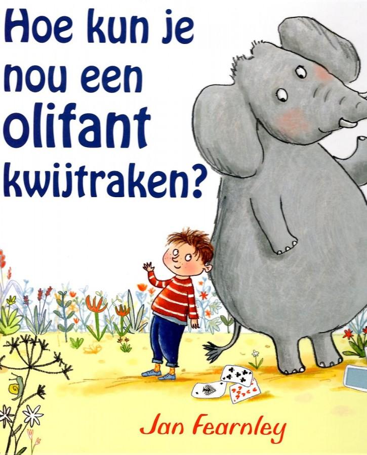 Hoe kun je nou een olifant kwijtraken?
