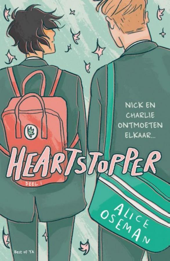Heartstopper - nieuwe young adult boeken augustus 2021