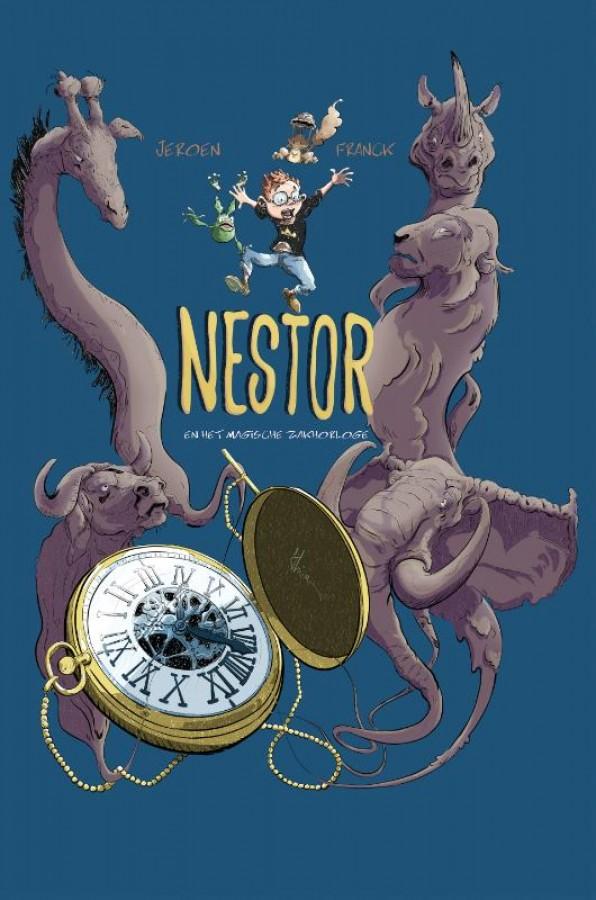 Nestor en het magische zakhorloge