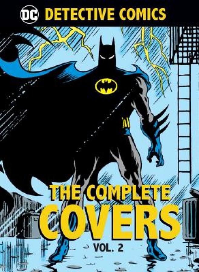 Mini books Detective comics: the complete covers vol. 2 (mini book)
