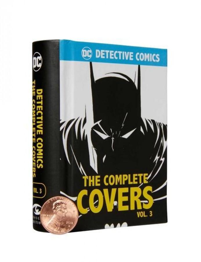 Mini books Detective comics: the complete covers vol. 3 (mini book)