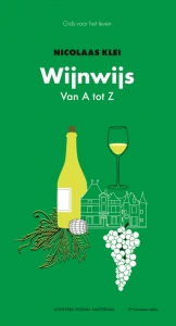Wijnwijs van A tot Z