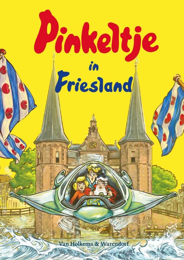 Pinkeltje in Friesland