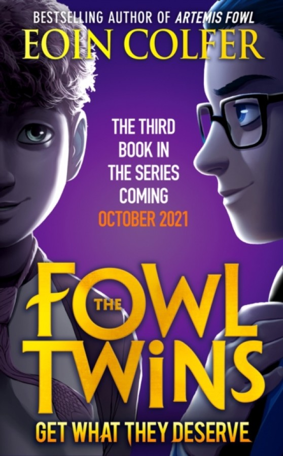The fowl twins (03): get what they deserve