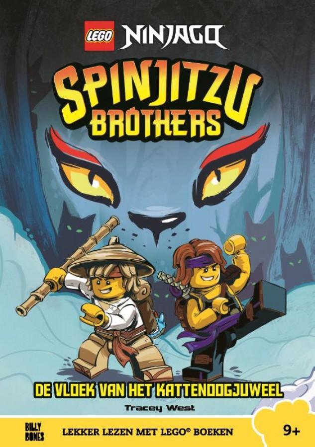 LEGO Ninjago: Spinjitzu-broeders - De vloek van het kattenoog