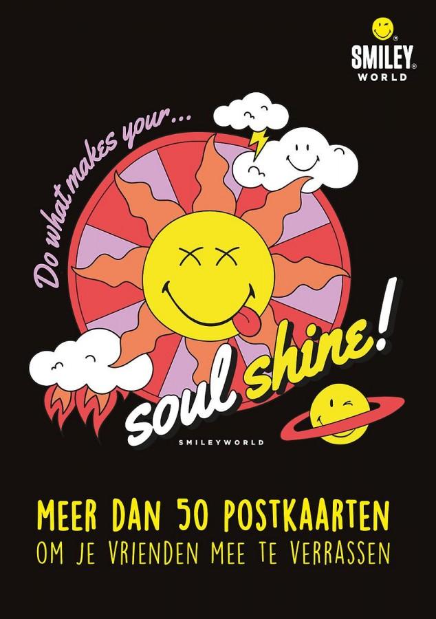 Do what makes your soul shine: 50 postkaarten om je vrienden mee te verrassen