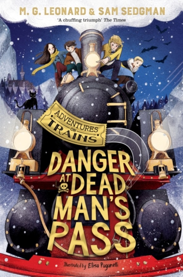 Adventures on trains (04): danger at dead man's pass