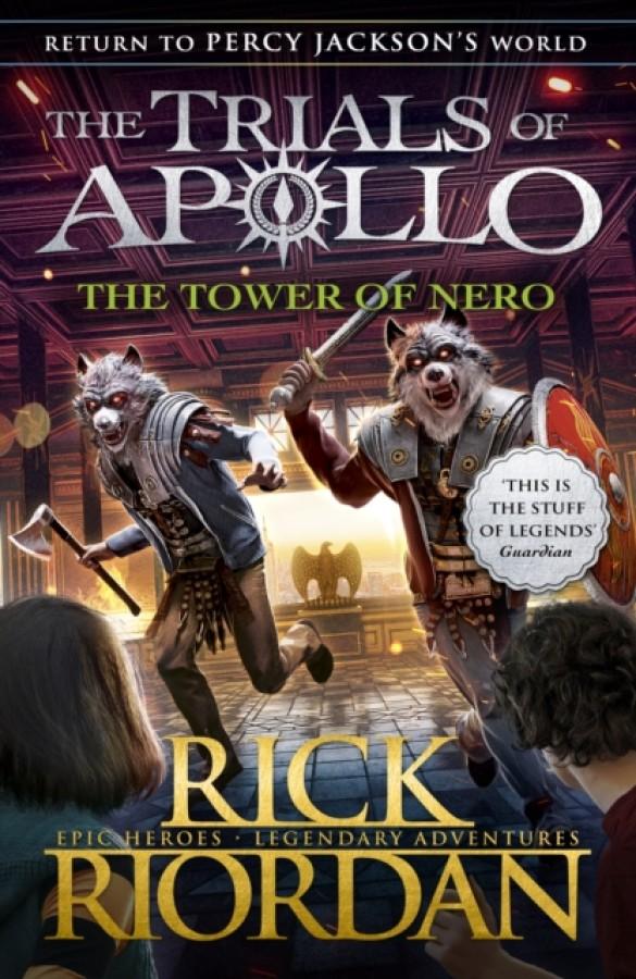 Trials of apollo (05): the tower of nero