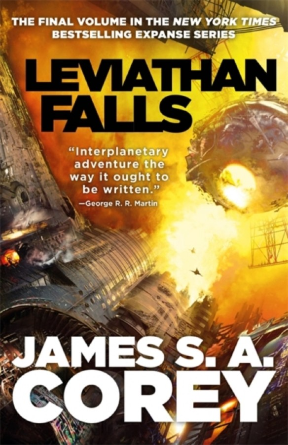 Leviathan falls