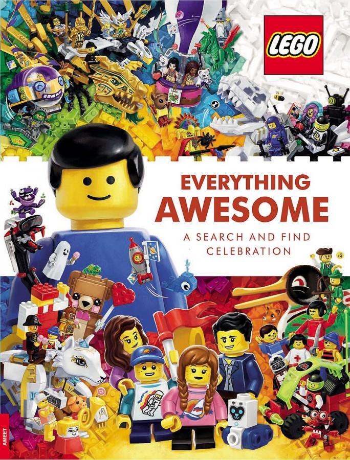 LEGO - Zoekboek Super te gek groot formaat