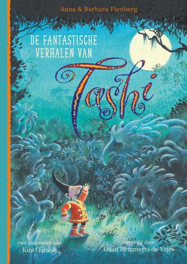 De fantastische verhalen van Tashi