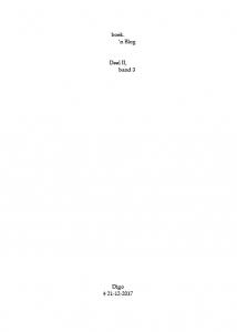 boek.-'n Blog, deel II, band 3