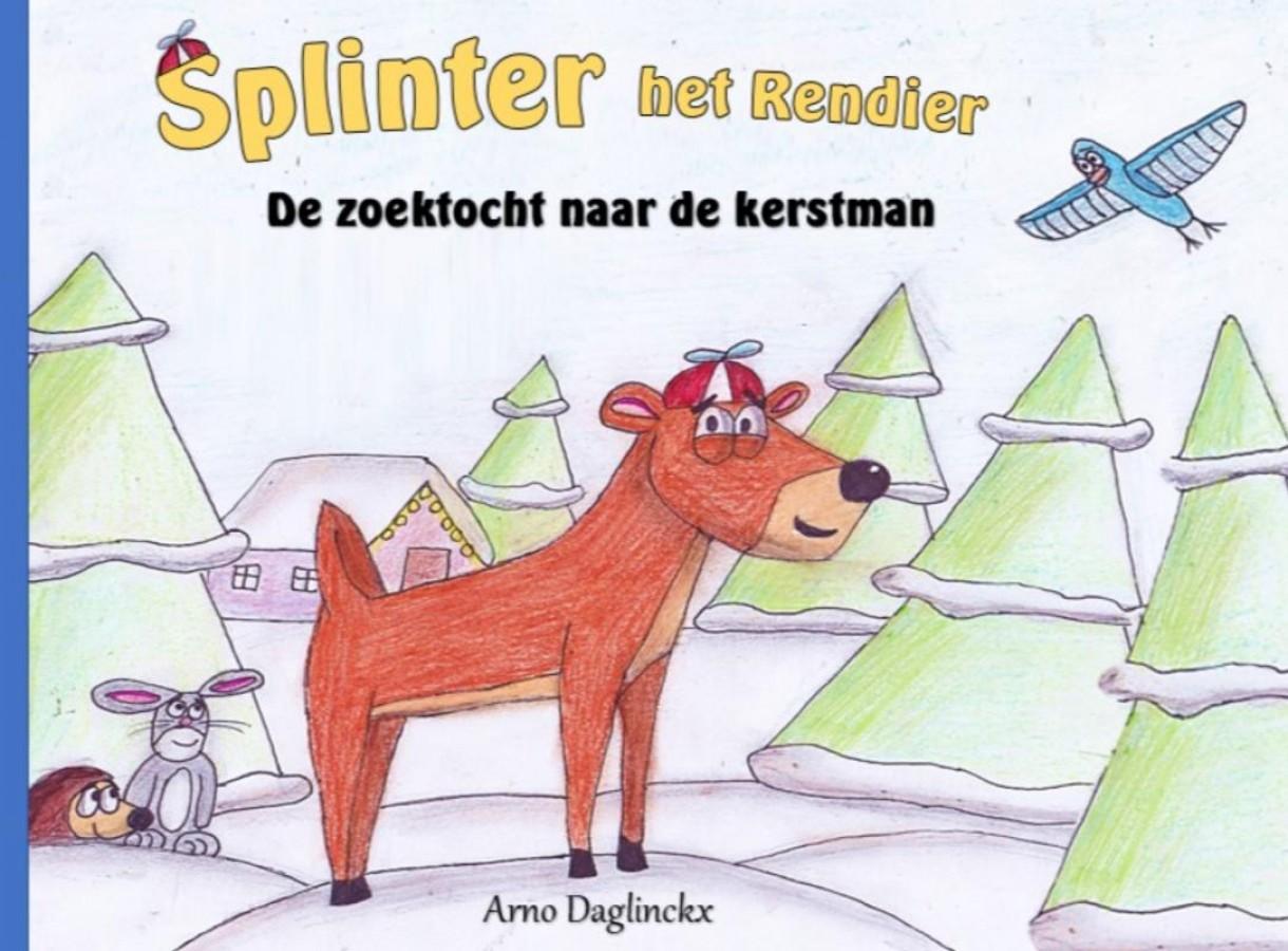 Splinter het Rendier De zoektocht naar de Kerstman