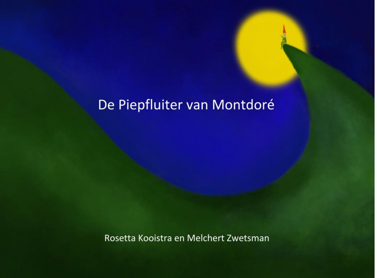 De piepfluiter van Montdoré