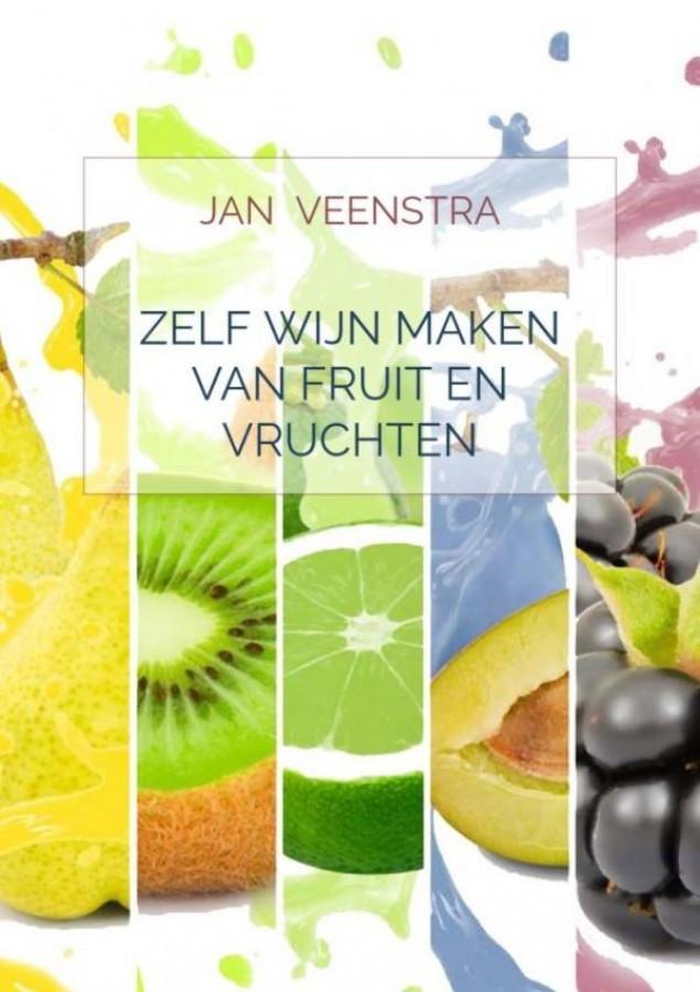 Zelf wijn maken van fruit en vruchten