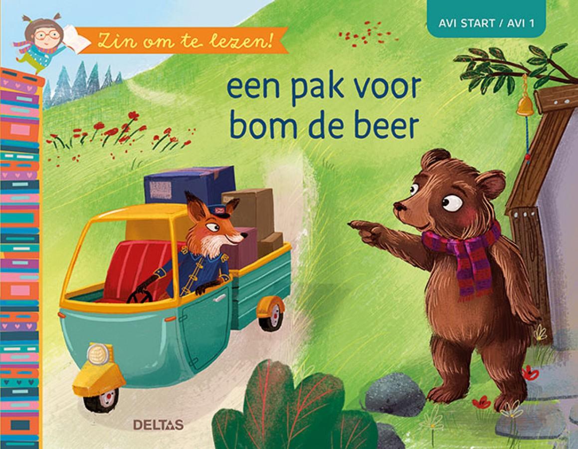 Zin om te lezen! Een pak voor bom de beer (AVI START / AVI 1)