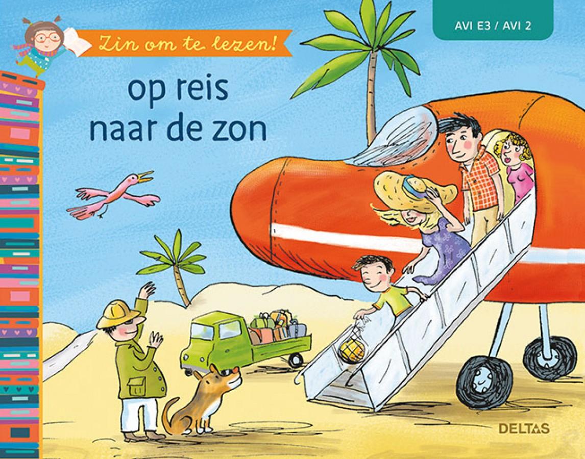 Zin om te lezen! Op reis naar de zon (AVI E3 / AVI 2)
