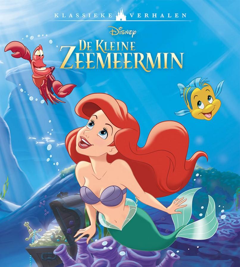 Disney klassieke verhalen De kleine zeemermin