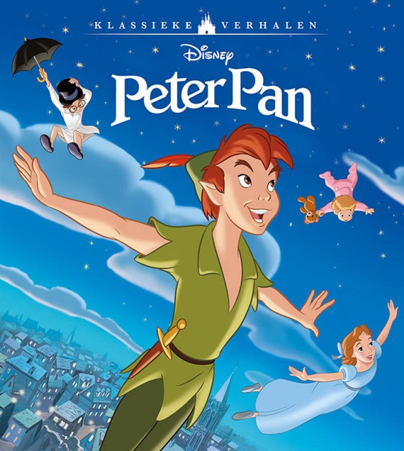 Disney klassieke verhalen Peter Pan