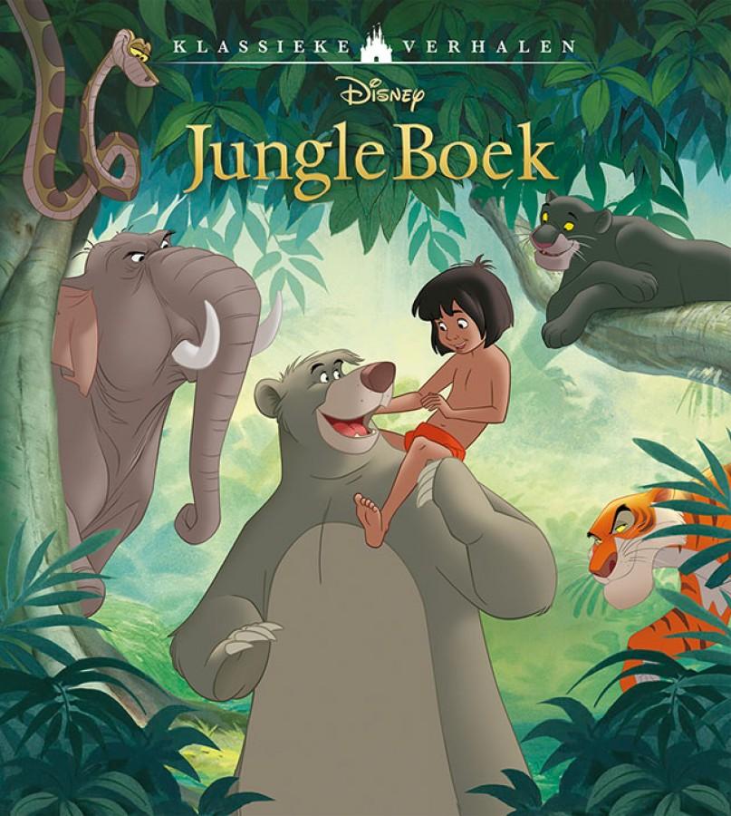 Disney klassieke verhalen Jungle Boek