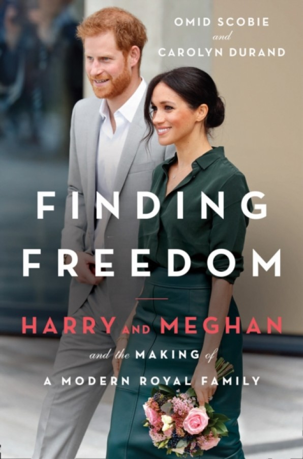 Finding freedom: harry and meghan and the making of a royal family
