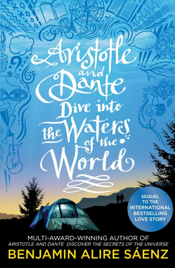 Aristotle and dante (02): aristotle and dante dive into the waters of the world