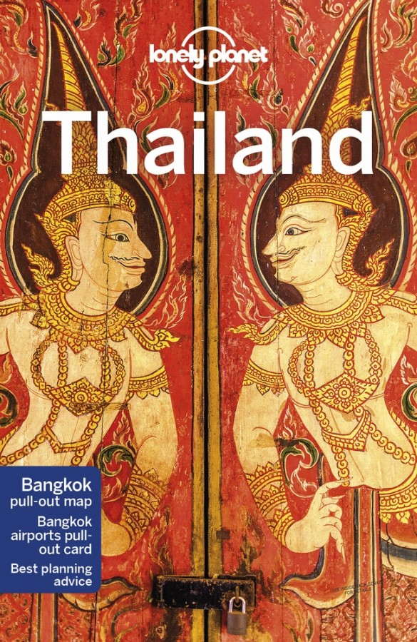 Lonely planet: thailand (18th ed)