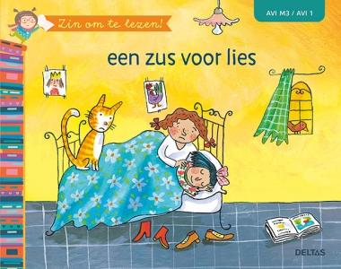 Zin om te lezen! Een zus voor lies (AVI M3 / AVI 1)
