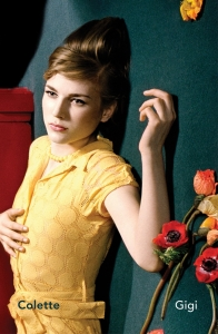 Vintage heroines Gigi