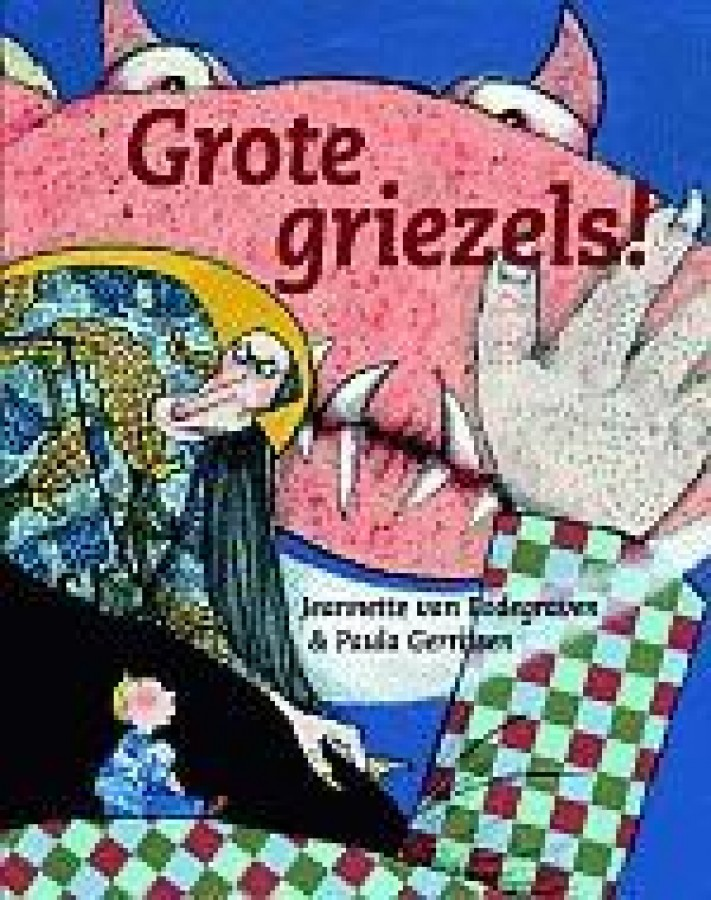 Grote griezels !