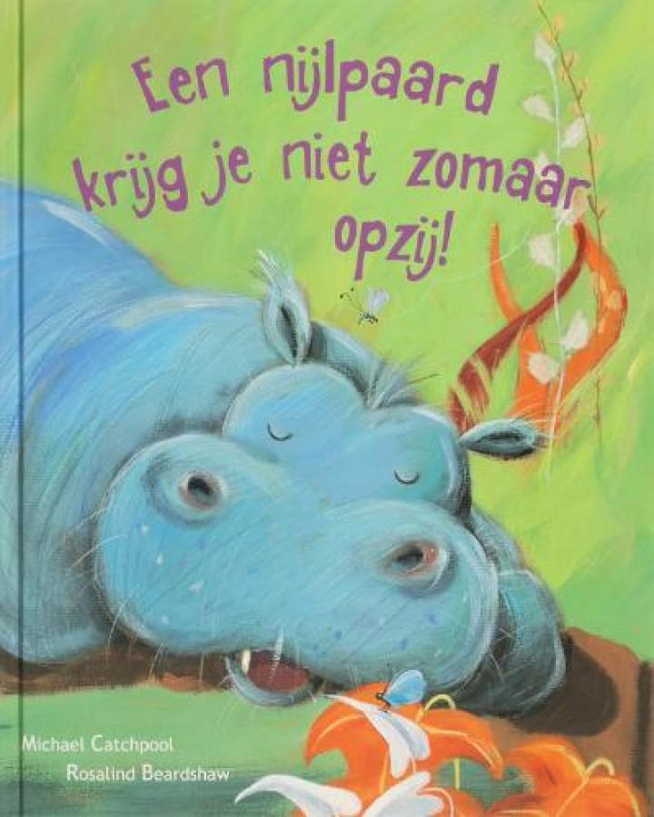 Een nijlpaard krijg je niet zomaar opzij!